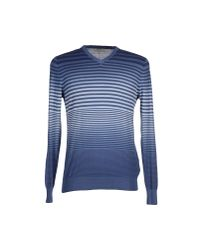 Geox | Blue Jumper for Men | Lyst