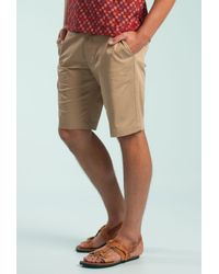 Trina Turk - Natural Cotton Twill Dylan Short for Men - Lyst