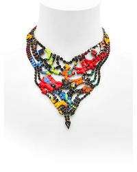 Tom Binns | Multicolor Au Fait Necklace | Lyst