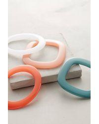 Pono | Pink Colorslice Bangles | Lyst