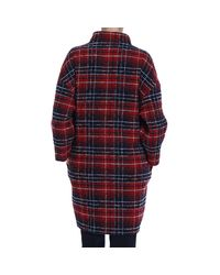 Ermanno Scervino   Red Coat Woman   Lyst