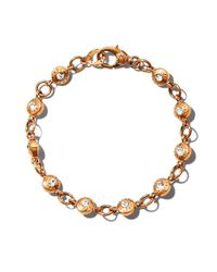 Henri Bendel - Metallic Miss Bendel Delicate Bracelet - Lyst