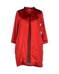 Siyu | Red Full-length Jacket | Lyst