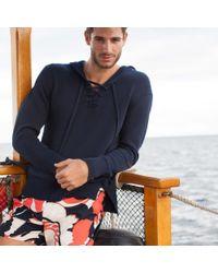 Mr Turk - Blue Julio Sweater for Men - Lyst