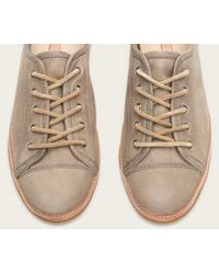 Frye | Gray Tegan Low Lace | Lyst