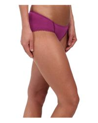 B.tempt'd | Purple B.natural Bikini | Lyst