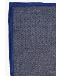 7 For All Mankind | Blue Pocket Square Clothing The York Pocket Square In Navy Denim for Men | Lyst