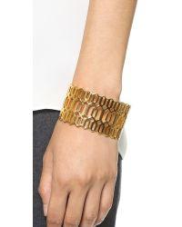 Gorjana - Metallic Layla Cuff Bracelet - Lyst