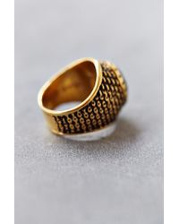 Han Cholo - Metallic Unchained Ring for Men - Lyst