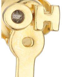 Smith/grey | Metallic Gold Oh Hello Ear Jacket | Lyst