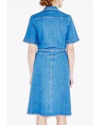 M.i.h Jeans - Blue 70S Denim Dress - Lyst