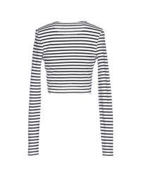 Alice McCALL | White T-shirt | Lyst
