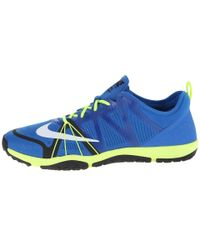 Nike - Blue Free Cross Compete - Lyst