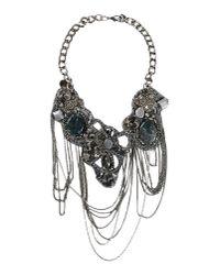 Maliparmi | Metallic Necklace | Lyst