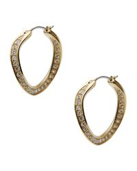 Fossil | Metallic Earrings | Lyst