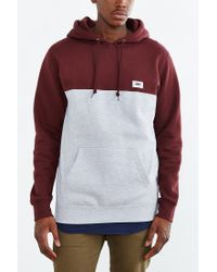 Obey | Red West Pullover Hooded Sweatshirt for Men | Lyst