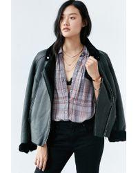 BDG   Multicolor Melanie Button-down Shirt   Lyst