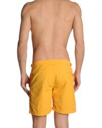 Orlebar Brown | Brown Swimming Trunk for Men | Lyst