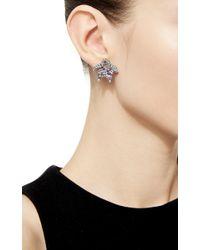 Sidney Garber - Purple Star Earrings - Lyst