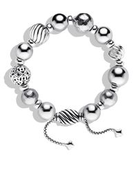 David Yurman | Metallic Dy Elements Bracelet | Lyst