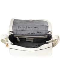 Ash | White Jax- Crossbody | Lyst