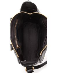 See By Chloé - Keren Small Handbag with Shoulder Strap Black - Lyst