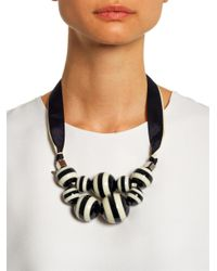 Weekend by Maxmara - Blue Eclisse Necklace - Lyst