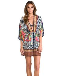 Clover Canyon | Cuban Cigars Coverup in Orange | Lyst