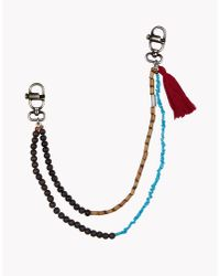 DSquared² | Blue Dan's Surfer Chain for Men | Lyst