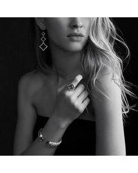 David Yurman - Metallic Waverly Bracelet, 7mm - Lyst