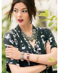 BaubleBar - Blue Indian Sapphire Mykonos Collar - Lyst