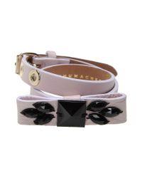 Schumacher - Pink Bracelet - Lyst