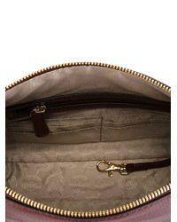 MICHAEL Michael Kors - Pink 'jet Set' Crossbody Bag - Lyst