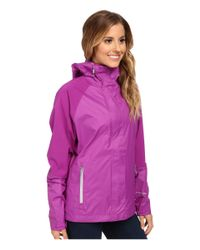 The North Face | Purple Venture Hybrid Jacket | Lyst