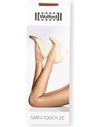 Wolford | Multicolor Satin Touch 20 Socks - For Women | Lyst