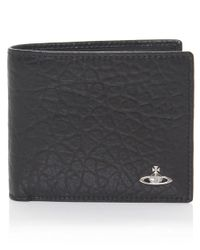 Vivienne Westwood | Black Punk Orb Wallet for Men | Lyst