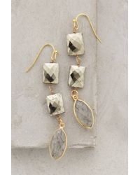 Anthropologie | Gray Sonabia Drops | Lyst