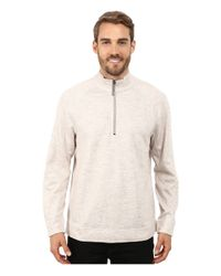 Tommy Bahama | Natural Reversible Slubtropics Zip for Men | Lyst
