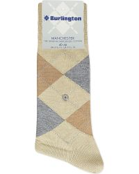 Smythson - Natural Manchester Mercerised-cotton Socks for Men - Lyst