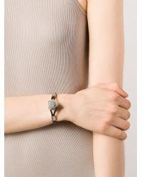 Vivienne Westwood - Black 'Ryan Monkey' Bracelet - Lyst