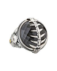 Stephen Webster | Gray Jewels Verne Fish Skeleton Ring | Lyst