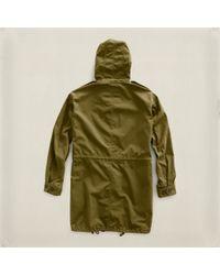 RRL | Green Winfield Jacket for Men | Lyst