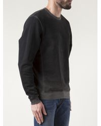 Cotton Citizen - Black Faded Sweater for Men - Lyst