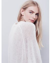 Free People - Natural Womens Daniella Pullover - Lyst
