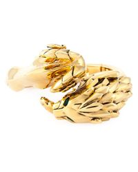 Giuseppe Zanotti | Metallic Lion Bracelet | Lyst