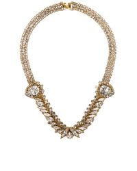 Erickson Beamon | Metallic Young & Innocent Necklace | Lyst
