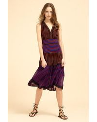 TOPSHOP - Multicolor Iris Midi Dress By Sister Jane - Lyst