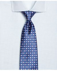 Brooks Brothers | Blue Golden Fleece® Four-petal Flower Tie for Men | Lyst