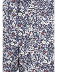 J.Crew | Multicolor Junes Meadow Liberty Chino Shorts | Lyst