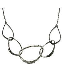 Alexis Bittar - Metallic Hyperion Ruthenium Link Orbiting Aura Necklace - Lyst